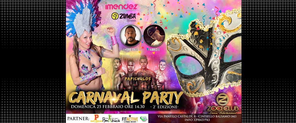 FitActive Carnaval Party 2018